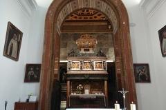 tombeau de saint Jean de la Croix